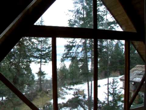 Chalet U0027Au0027 Frame Nestled In Natural Beauty Over The Lake, House For Sale