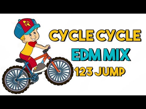Cycle Cycle 123 Jump Edm Mix  Your Bass  Dj Satish And Sachin  Unreleased Track