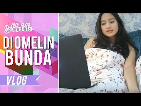 Salshabilla #VLOG - DIOMELIN BUNDA!!! :(