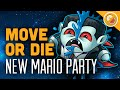 THE NEW MARIO PARTY | Move or Die w/ Friends Gameplay #2 (Funny Moments)