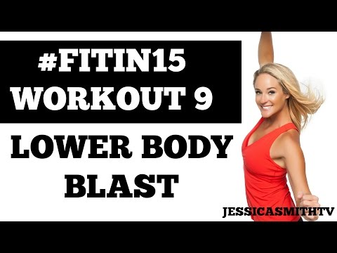 #FITIN15 #Workout 9: