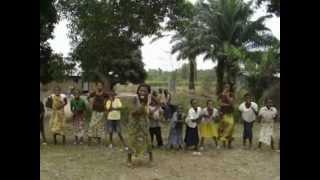 Mon voyage en République Démocratique du Congo.