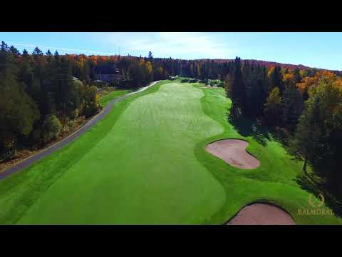 Club de golf Le Balmoral - Trou #15