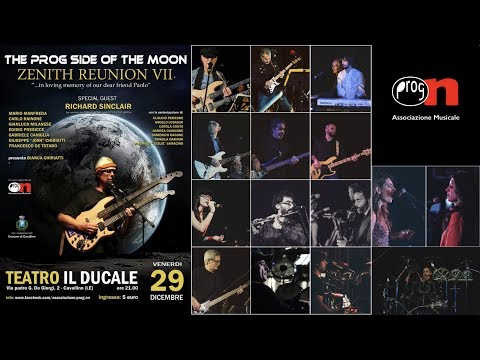 """What's Rattlin' (Richard Sinclair) - Zenith Reunion VII """"The Prog Side Of The Moon"""""""