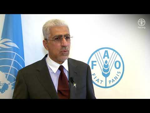 Remarks By Oman's Agriculture And Fisheries Minister At FAO