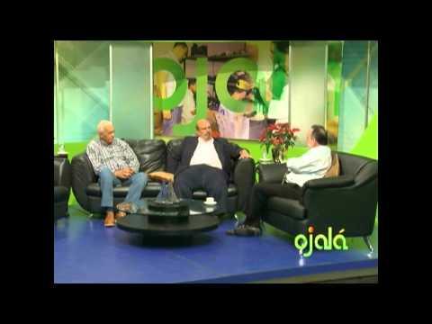 Ojalá - Pablo Contreras y Guillermo Roedán Ganaderos de Monte Plata- 18-12-14