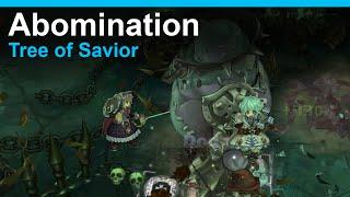 Video [Tree of Savior] Abomination World Boss download MP3, 3GP, MP4, WEBM, AVI, FLV September 2018