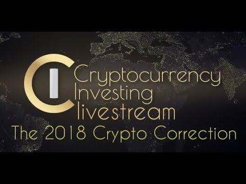 The Great Crypto Correction Of 2018. What Does The Future Have In Store?