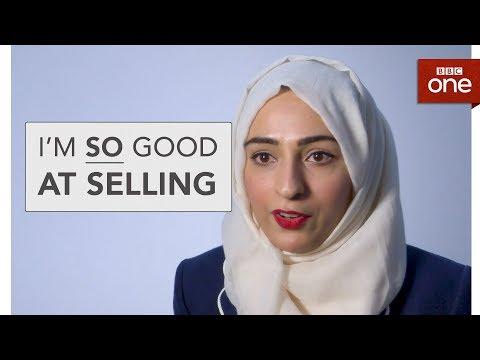 Bushra Shaikh's Audition: The Apprentice 2017 - BBC One