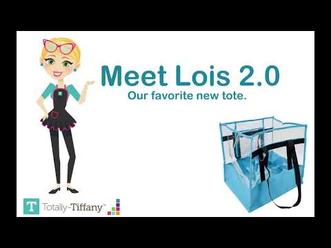 Meet Lois 2 0   Your New Favorite Craft Tote