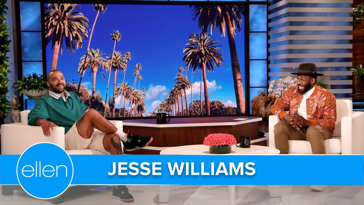 Download Jesse Williams to Get Naked for His 'Terrifying' Broadway Debut