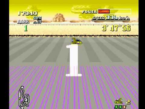 F-Zero (SNES) végigjátszás 1/3. rész