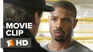 Creed Movie CLIP - Work Hard (2015) - Sylvester Stallone, Michael B. Jordan Movie HD