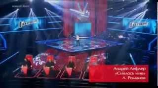Андрей Лефлер - Снилось мне  (Голос 3 сезон 6 выпуск 10.10.2014)