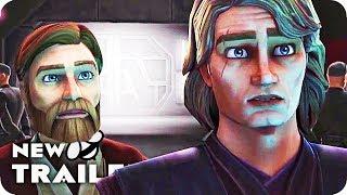 Star Wars: The Clone Wars Trailer (2018) SDCC 2018