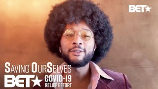 """John Legend Brings Soul Train Vibes With """"Bigger Love"""" Performance! 