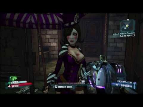BL2: Mad Moxxi and the Wedding Day Massacre DLC |