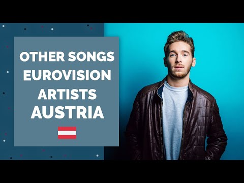 Other songs by Eurovision Artists | AUSTRIA | My Top 8