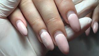 как сделать коррекцию ногтей гелем в домашних условиях