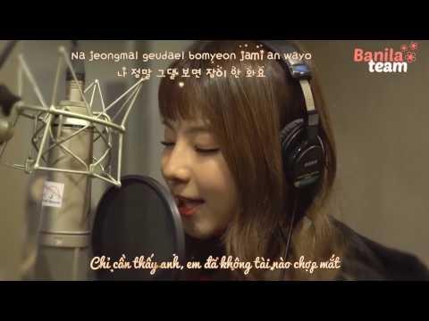 [Vietsub+Kara][MV] JUNIEL & Jo Yung - Which Star Are You From (Dalkomm Day) {Banila Team}