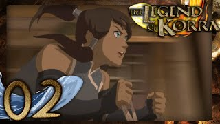 The Legend of Korra - (The Game) Chapter 2:  Powerless