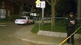 4 male suspects wanted in Mount Olive Shooting - Toronto - YouTube