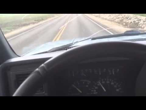 4L80e transmission shift issues - YouTube