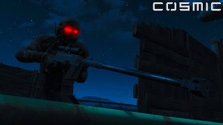 FALLOUT 4 BATTLE 27 - 10,000 NCR Ranger VS. 10,000 Brotherhood of Steel