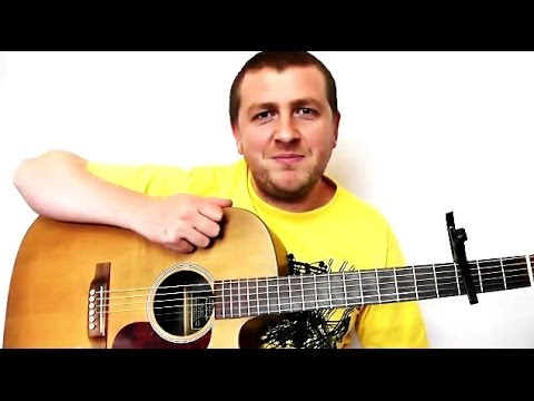 Make You Feel My Love - Guitar Lesson - Adele - Fingerstyle - Drue James