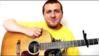 Make You Feel My Love - Guitar Lesson - Adele - Fingerstyle - Drue James