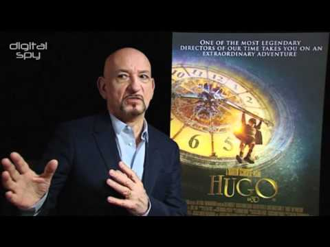 Ben Kingsley 'Hugo' interview: 'I took inspiration from Scorsese'