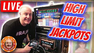 🔴 LIVE Mega Wins! ➡️ High Stakes Slot Jackpots! 🎰| The Big Jackpot