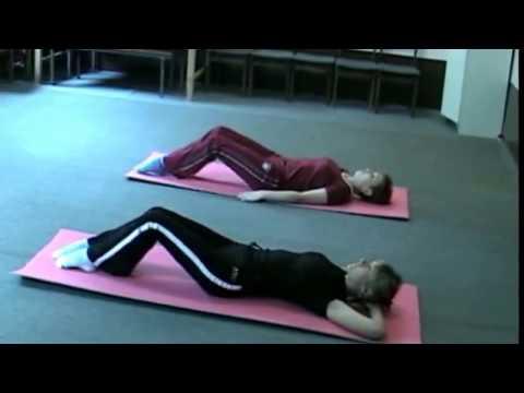 Лечебная гимнастика при проблемах с голеностопным суставом. Полный комплекс упражнений.