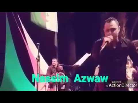 Nassim Azwaw au Consulat Général d Algérie à Paris /01/11/2017