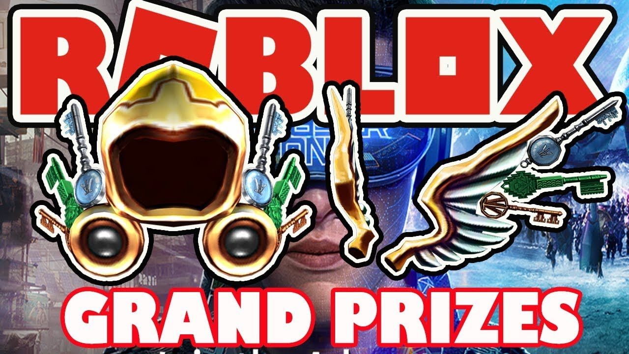 Roblox Ready Player One Grand Prize Announcement One Of A Kind