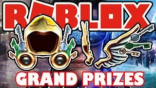 Roblox Ready Player Une annonce grand prix! - One Of A Kind, GOLDEN DOMINUS et GOLDEN WINGS