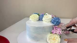 НОВЫЕ Розы ОСТИНА Этот вариант САМЫЙ ЛУЧШИЙ Красивый торт