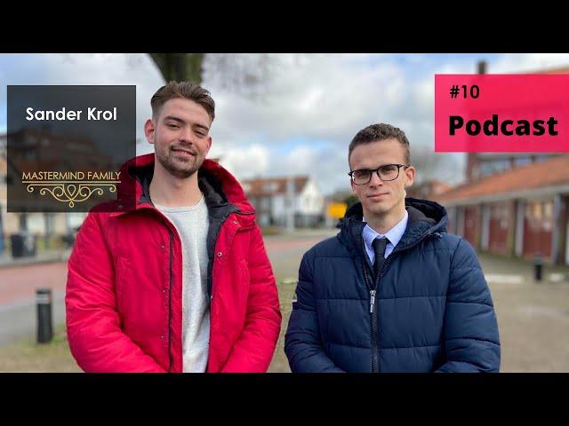 FXMINDS Sander Krol & Frenky Veldman. Mastermind Family | Podcast #10 |