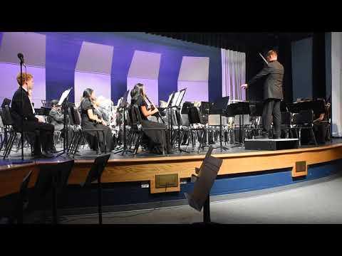 Cluster Concert : HHS Wind Ensemble :  Emperata Overture