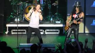 "Slash & Myles Kennedy, ""30 Years to Life"", Hard Rock, Van, Aug./14"