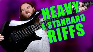 8 Guitar Riffs That Are So Heavy You Won't Believe Are In E Standard Tuning