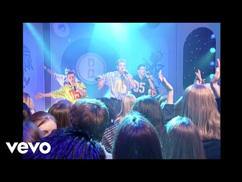 Nsync - I Want You Back (Live)