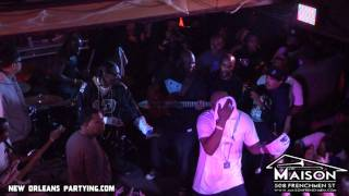 Mystikal performs