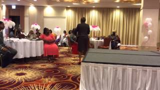 Prophetess Bernadine Bell-McGhee - The Supernatural (Part 3)