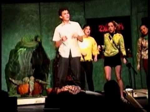 Lenny as Dentist in Little Shop of Horrors 1996 sings Dentist song