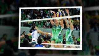 DLSU LADY SPIKERS UAAPS75 BLOCK PARTY THEME