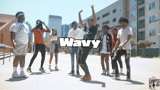 Cover images Lil Keed - Wavy (Dance Video) Shot By @Jmoney1041