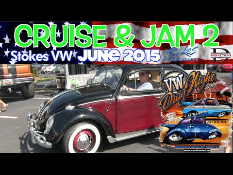 Stokes VW Cruise & Jam 2 TV Show | Feat: Plane Jane | Lowcountry Volkswagen Club