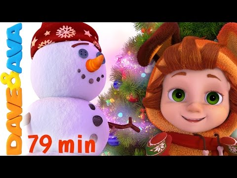 🎅 Jingle Bells  Christmas Carols  Christmas Songs Collection from Dave and Ava 🎅
