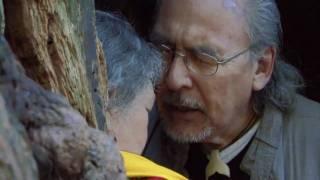 A Good Meeting - Greenland Shaman Angaangaq & Mayan Spirit Healer Flordemayo